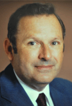 Dr. Gerald Burson, College President from 1989-1998