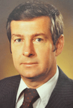 Dr. Kenneth Walker, College President from 1974-1988