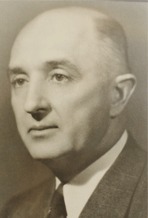 Ray L. Waller, College President from 1946-1956